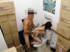 Sexy amateur babe gets pussy fucked for a big silver chain