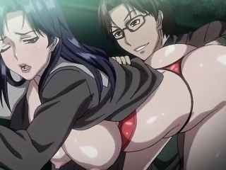 Incredible drama anime video with uncensored group, big