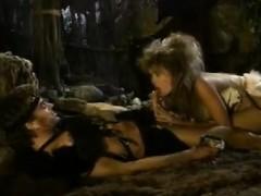 Sabrina Dawn, Randy Spears in 1980's porn video of savage