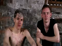 Moans Of Agony For Calvin Croft! - Ashton Bradley And
