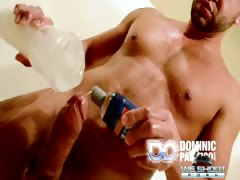 Sex Toy Stroke Off In The Shower - Dominic Pacifico