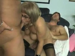 German Amateur Mature Couple Hot Sex