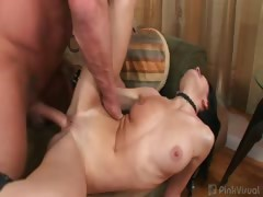 All Rebecca wanted for her big day was a big cock...so she