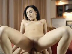 Sheri Takes Big Cock In Virgin Ass
